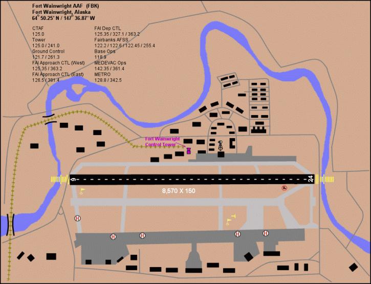 Ladd Army Airfield Wikipedia