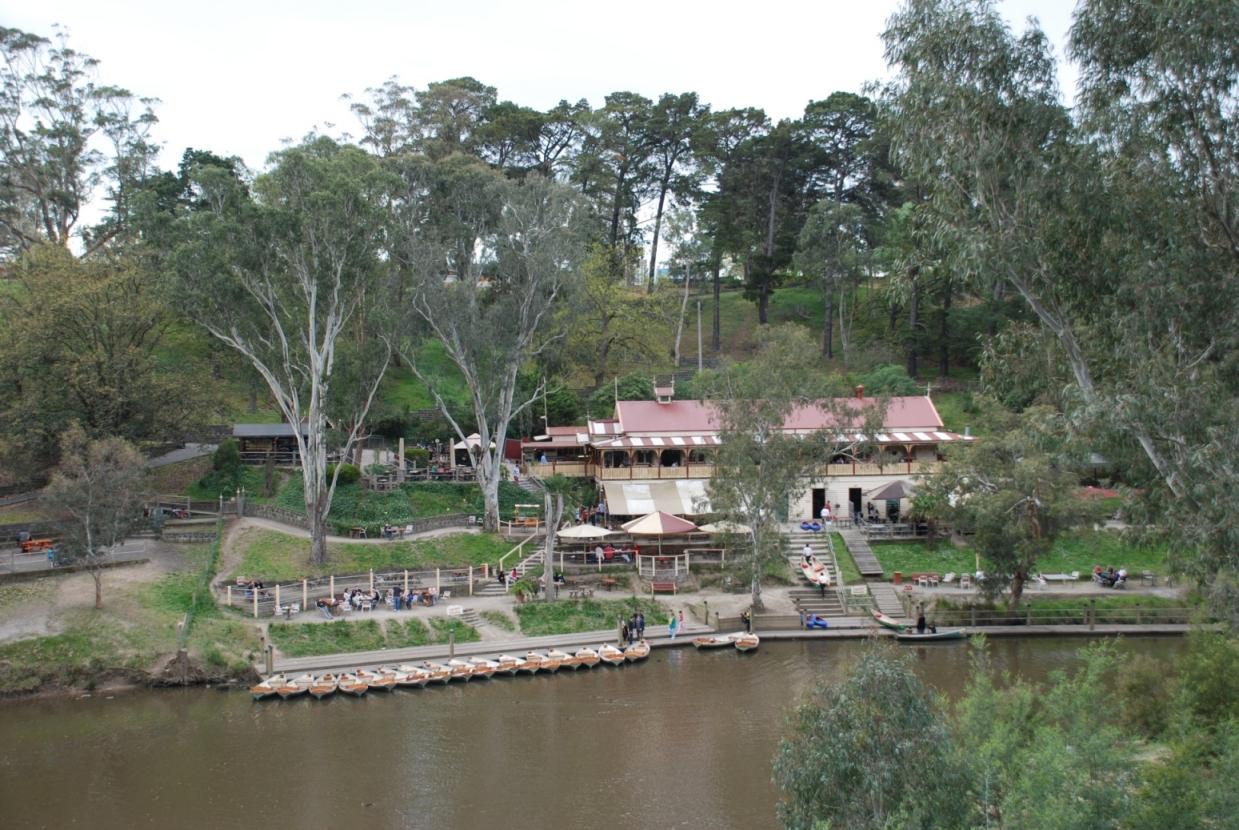 The Park House Cafe