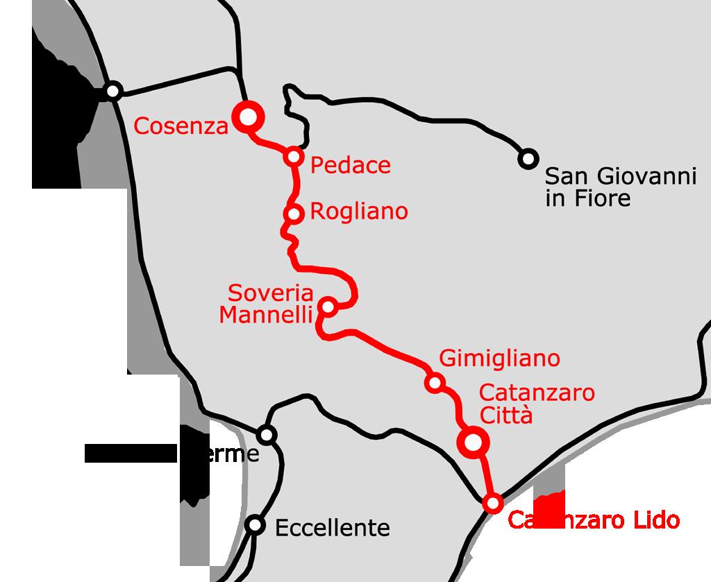 ferrovia calabria - photo#33