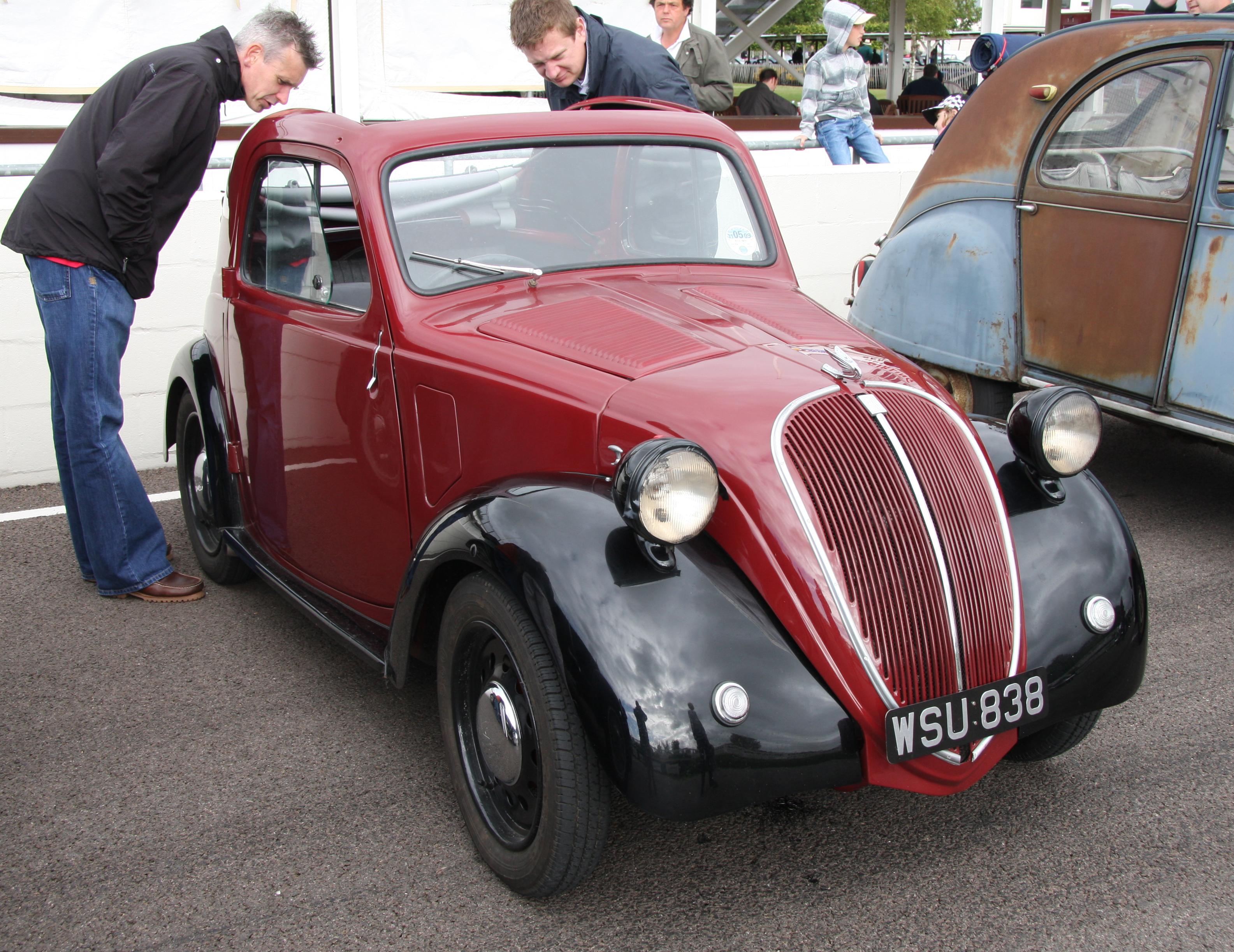 Suicide Doors Classic Car