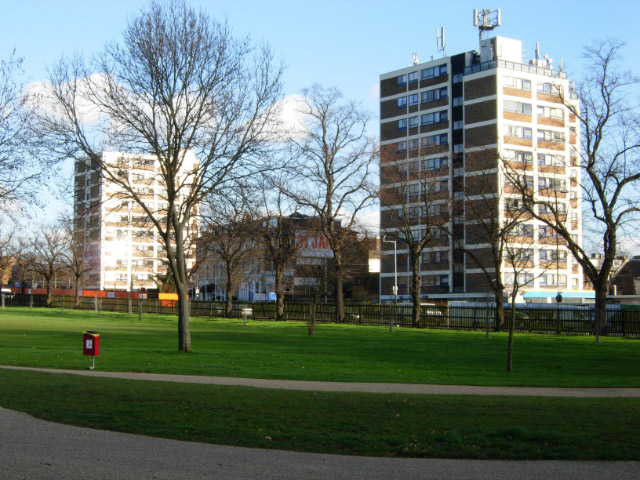 Finsbury Park - geograph.org.uk - 680285