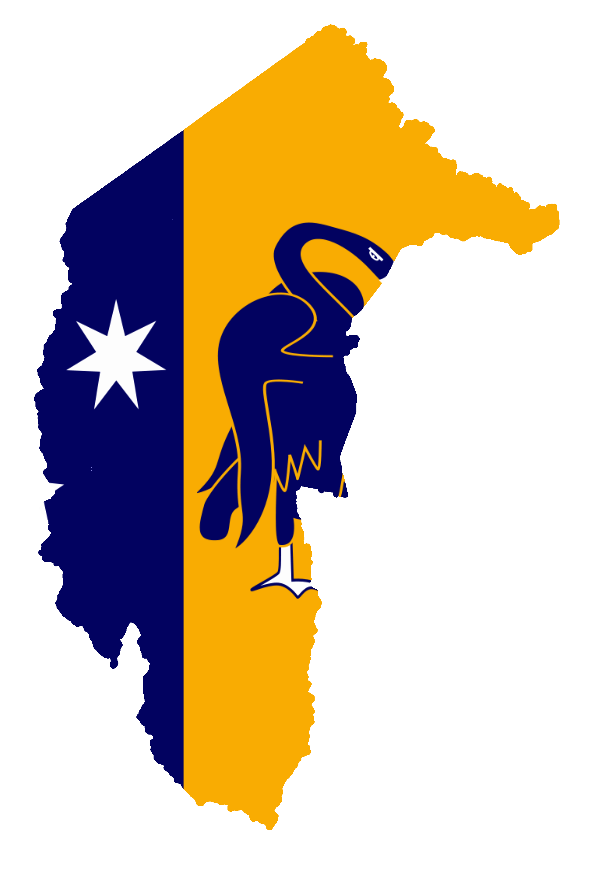 File Flag Map Of The Australian Capital Territory Png Wikipedia