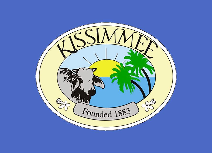 Kissimmee FL Flag