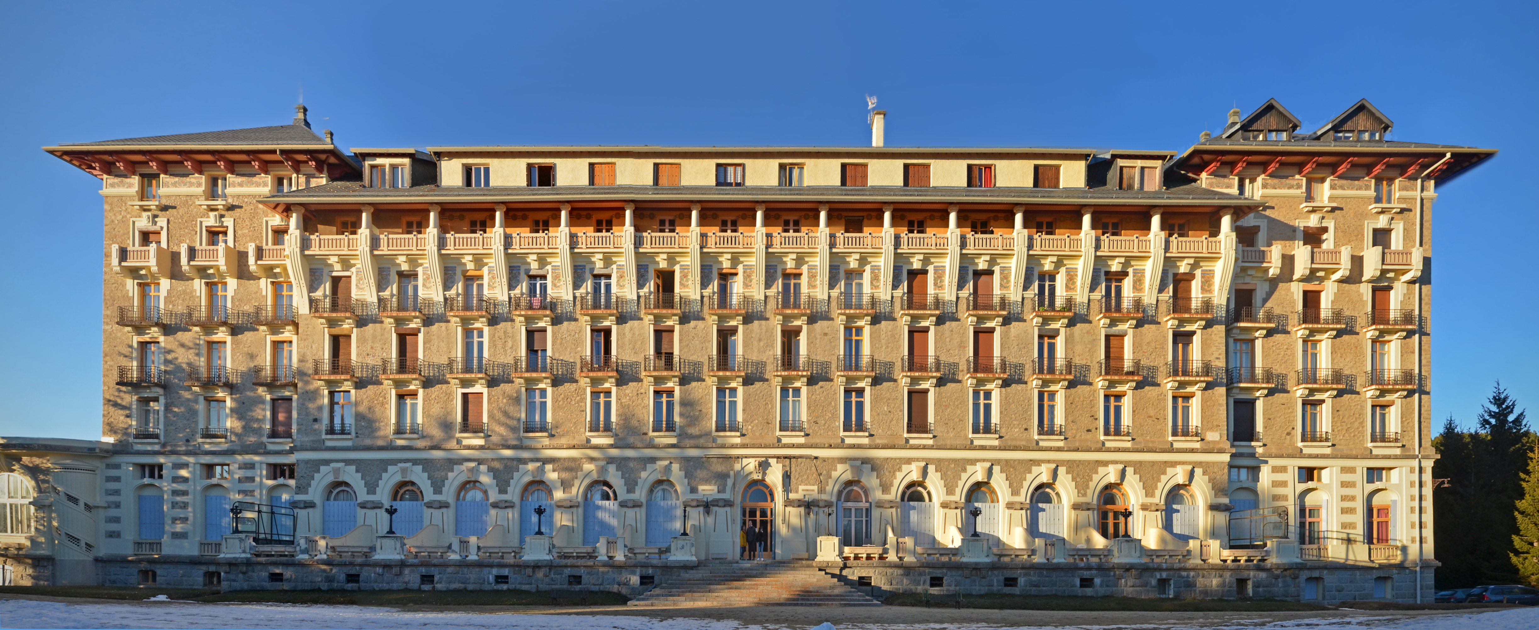 Grand Hotel Il Moresco Ischia Porto