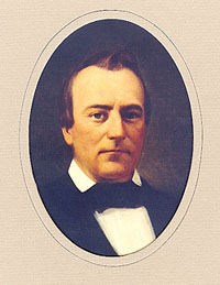 Francis Lubbock Governor of Texas, 1857-1859