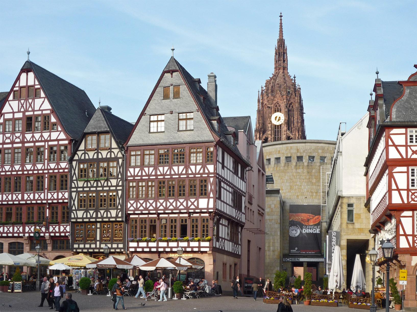 Dating frankfurt english