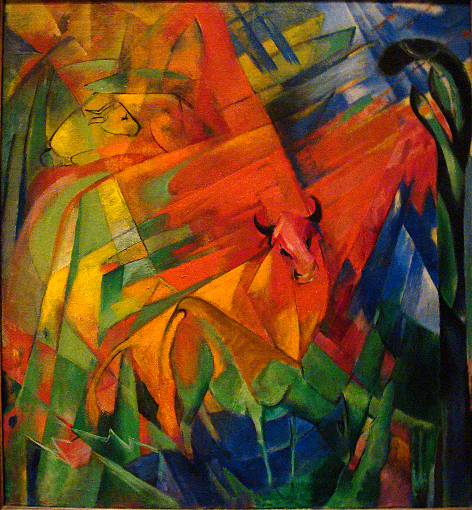 Franz Marc Paintings