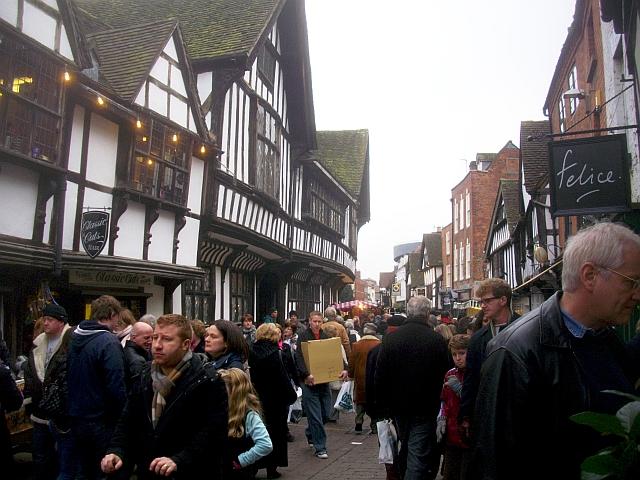 File:Friar Street, Worcester - geograph.org.uk - 1063910.jpg