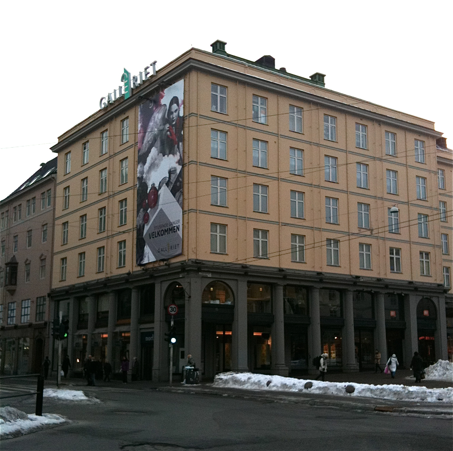 grov italienska voyeur i Stockholm