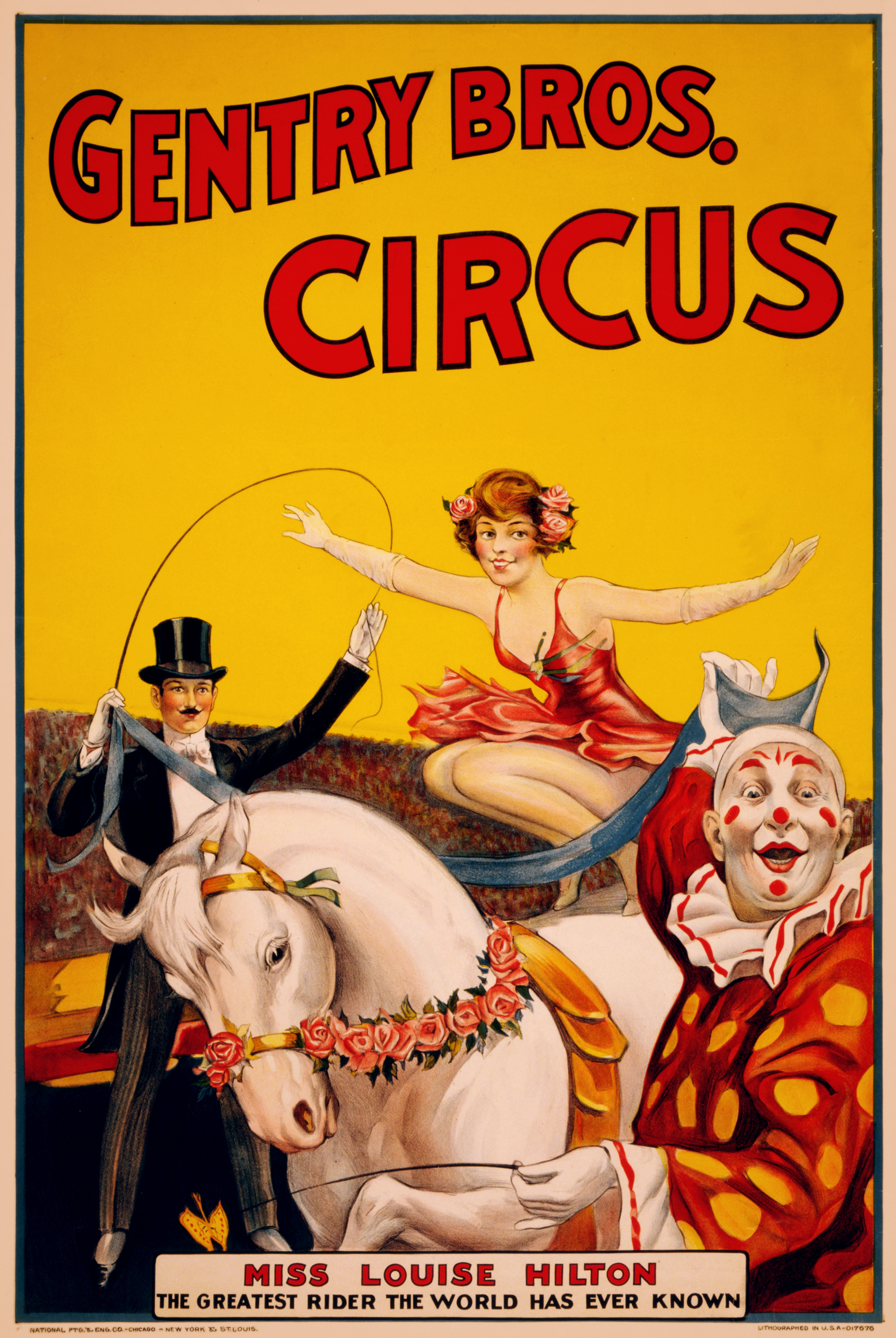 Circus Ringmaster Poster Images amp Pictures Becuo