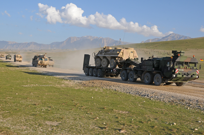 German_military_convoy_in_Afghanistan.jp