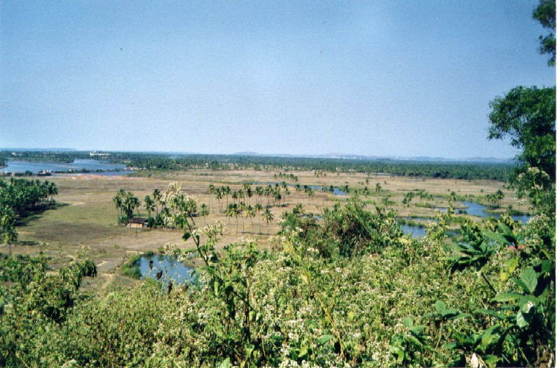 Margao Beautiful Landscapes of Margao