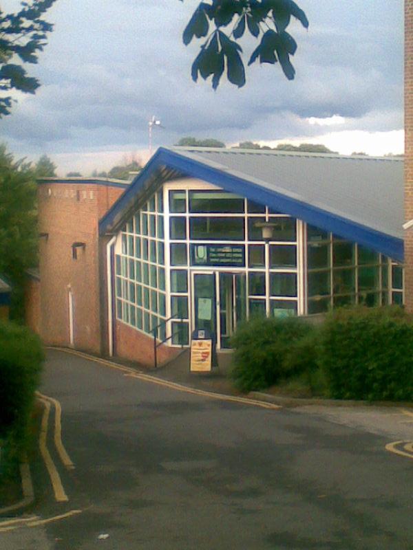 goodwin sports centre