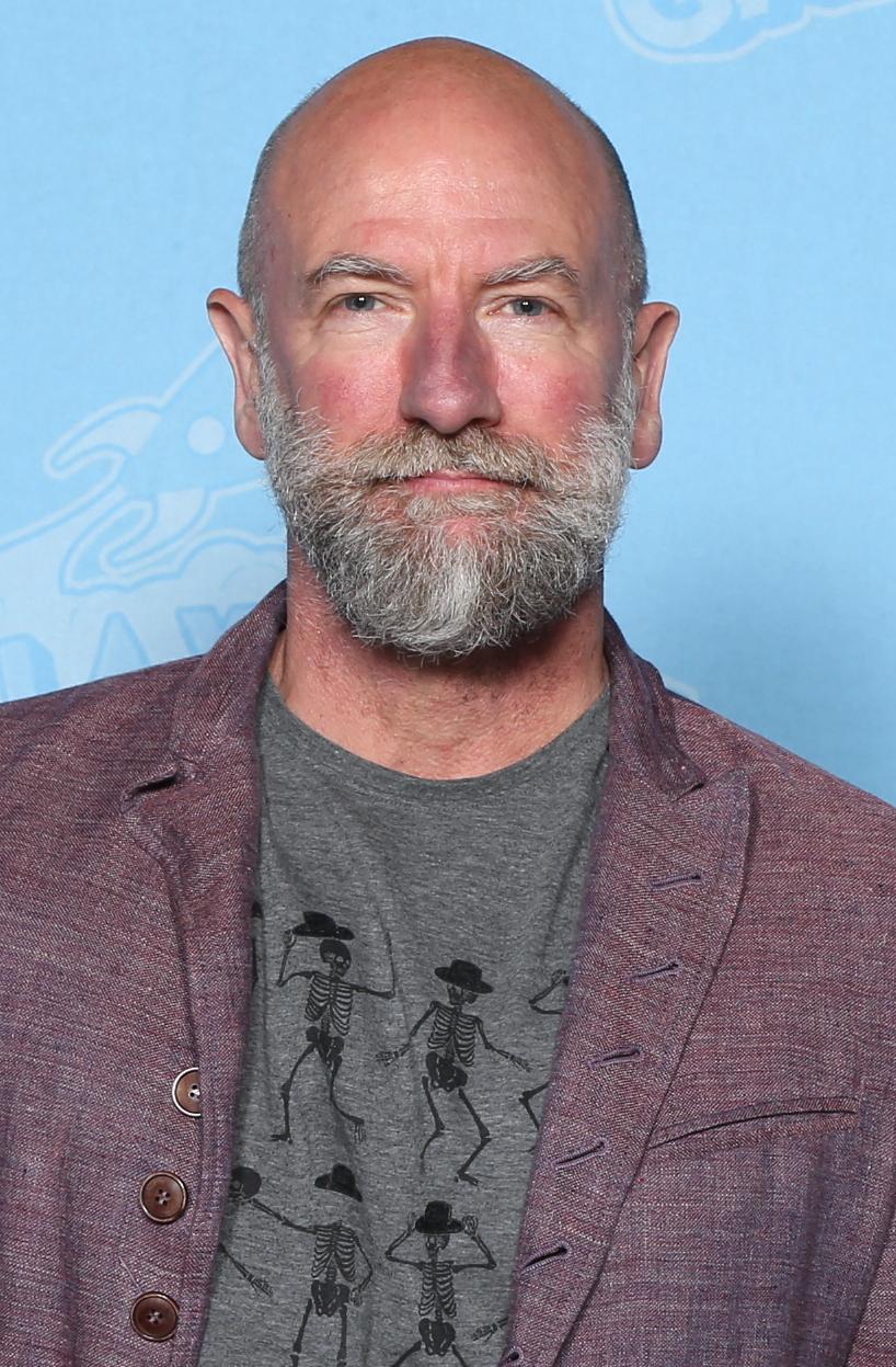 Der 60 Jahre alte 188 cm große Graham McTavish im 2021 Foto
