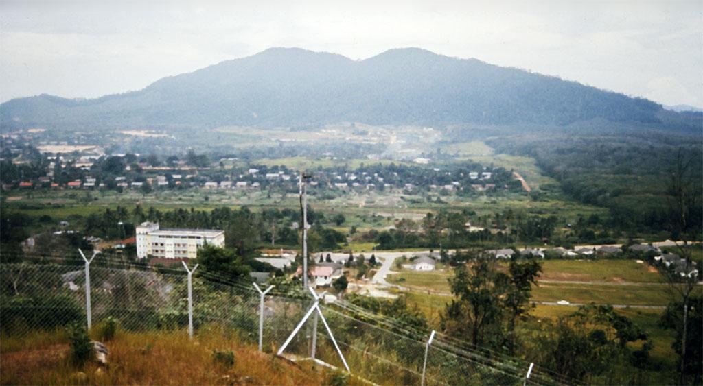 Mount Lambak Wikipedia