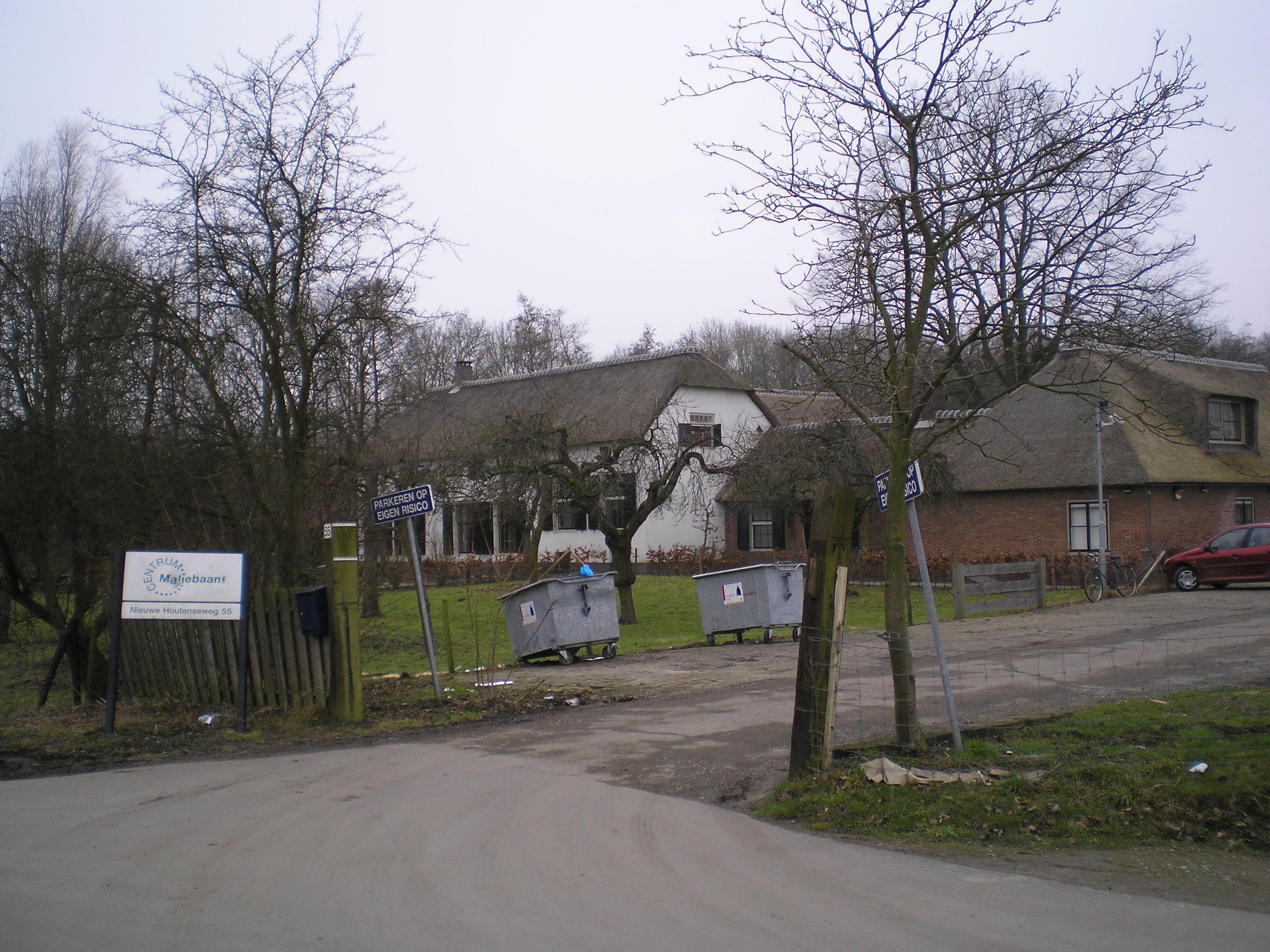 Blauwe huis in utrecht monument - Fotos van huis ...