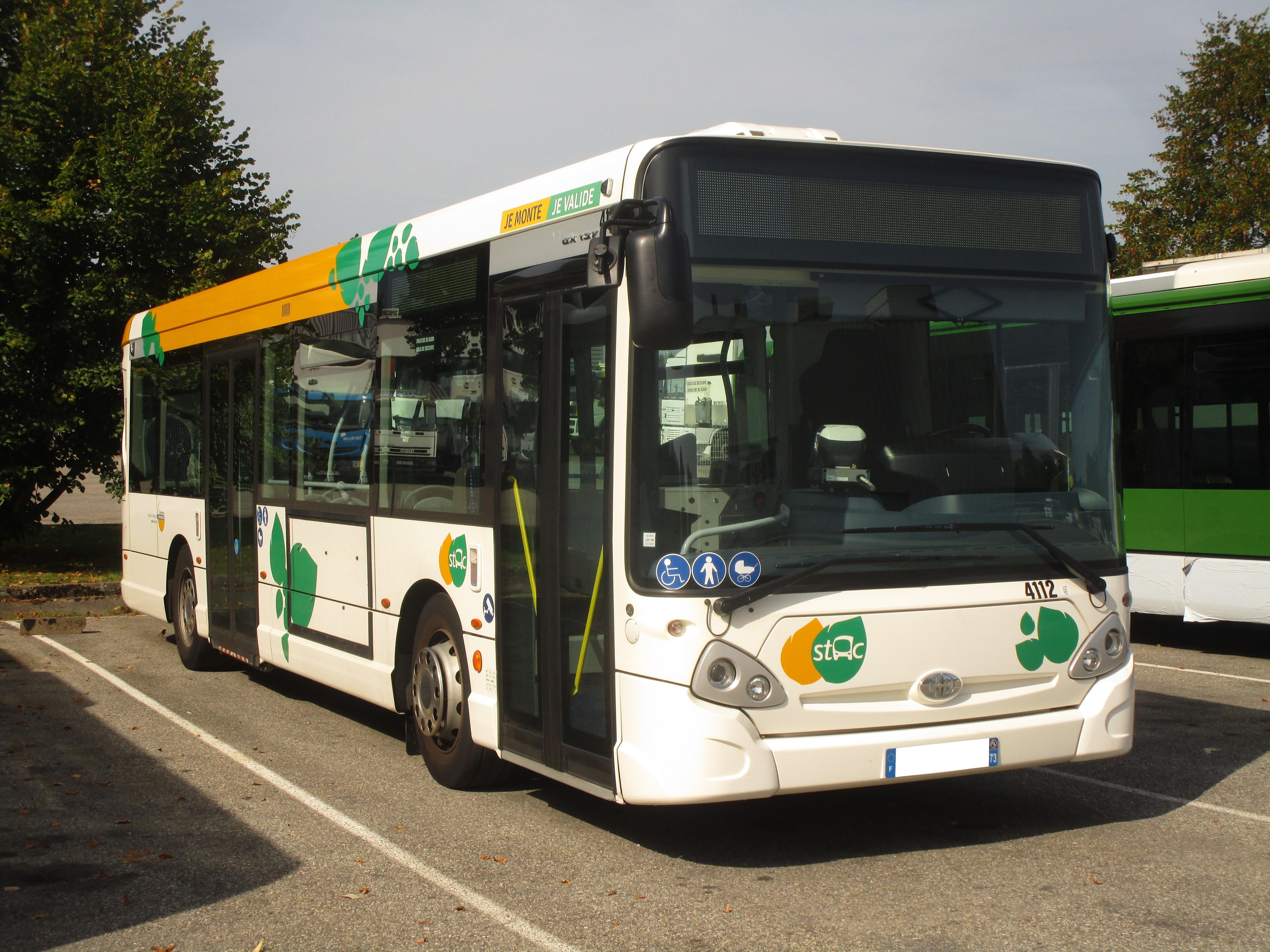 Bus Coeur De Ville Dole