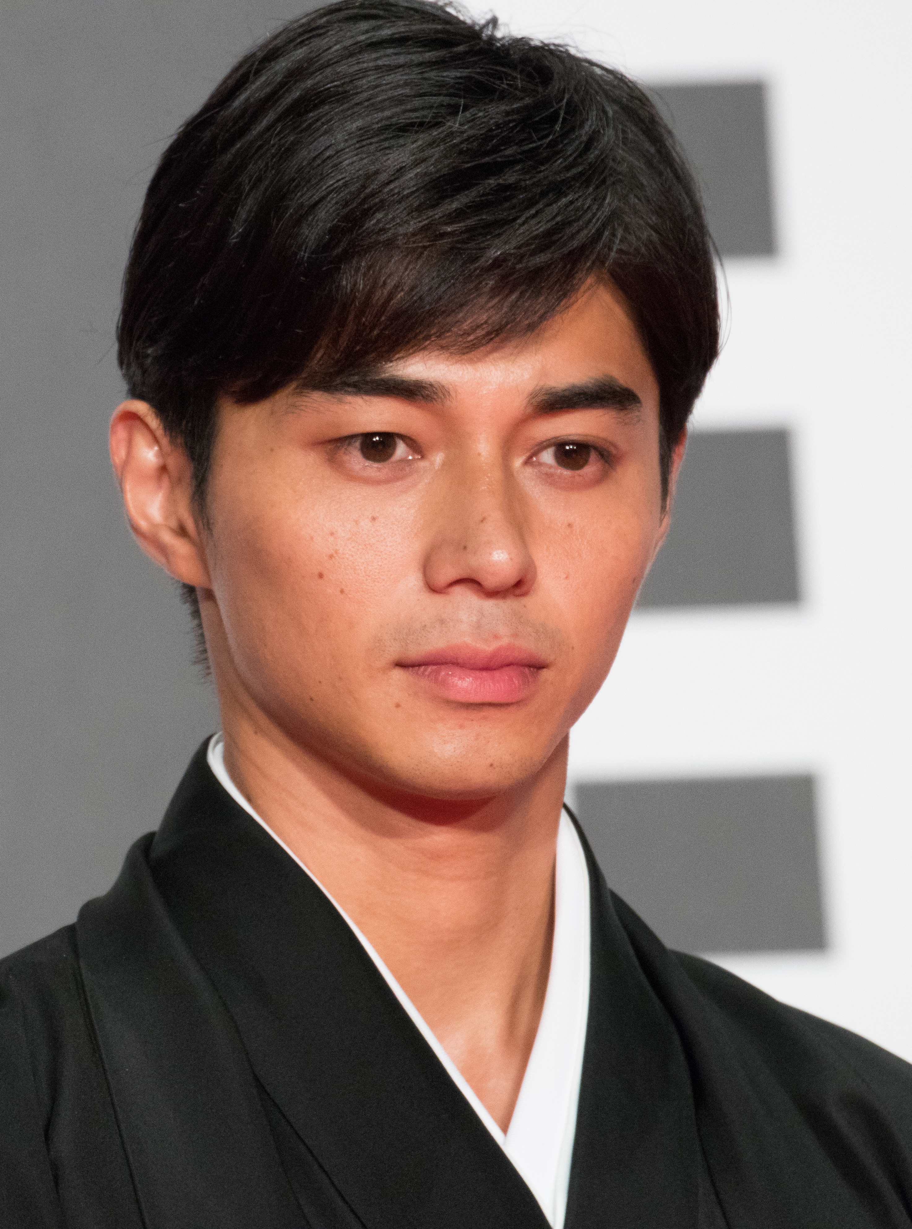 """Higashide Masahiro from """"Satoshi- A Move for Tomorrow"""" at Opening Ceremony of the Tokyo International Film Festival 2016 (32802148544) (cropped)"""