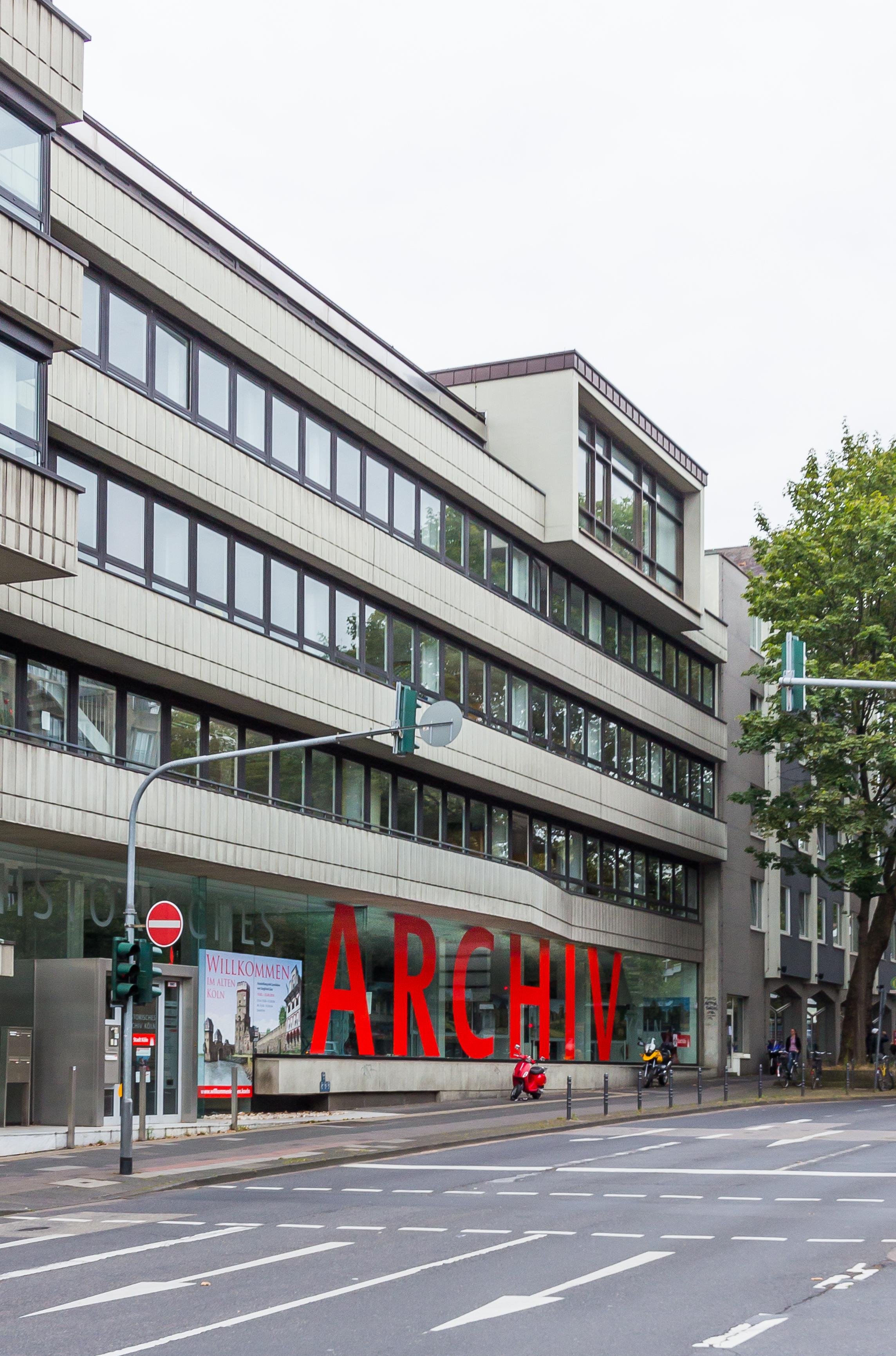 Archiv Köln