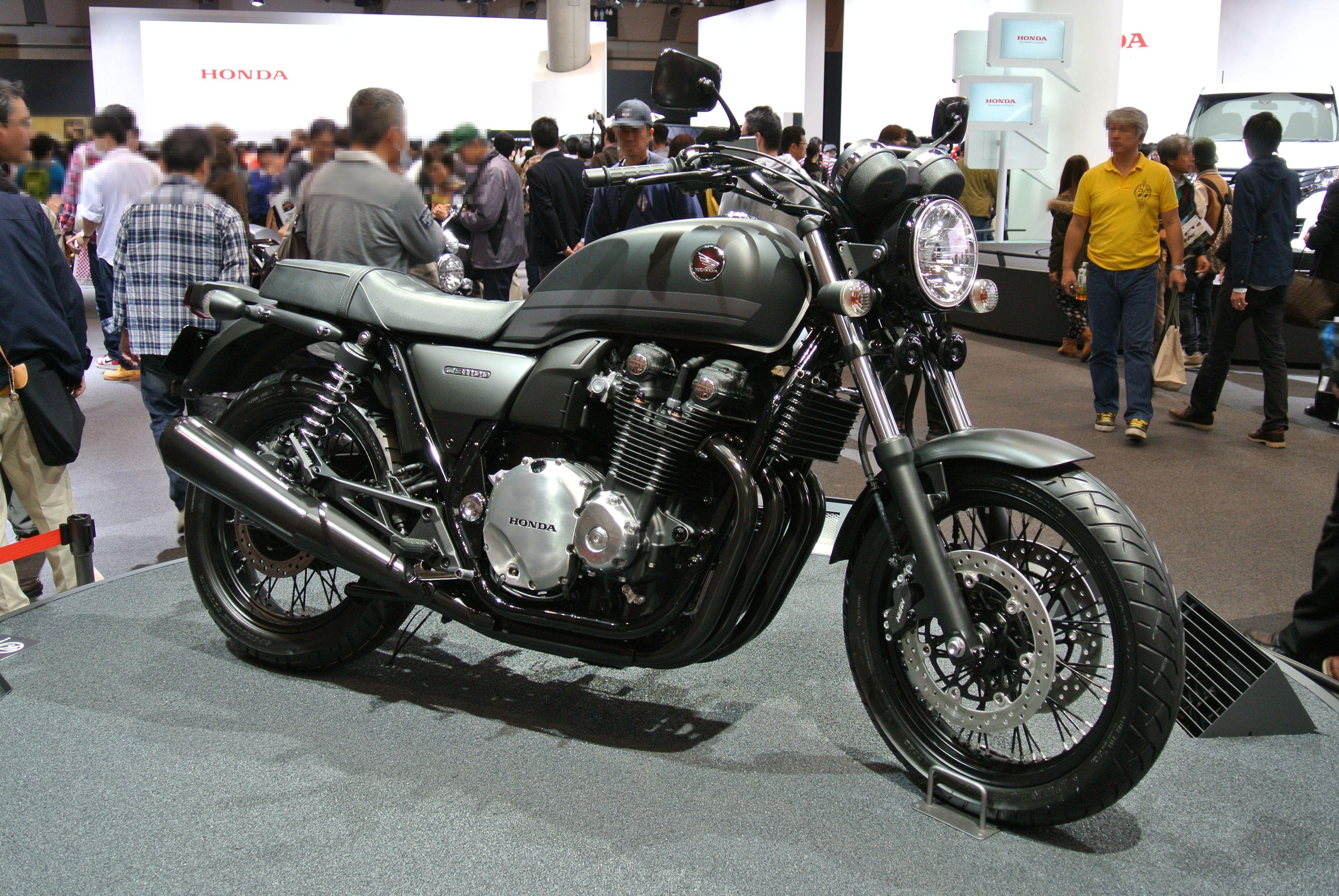 Build A Honda >> File:Honda CB1100 tokyo motorshow.JPG - Wikimedia Commons