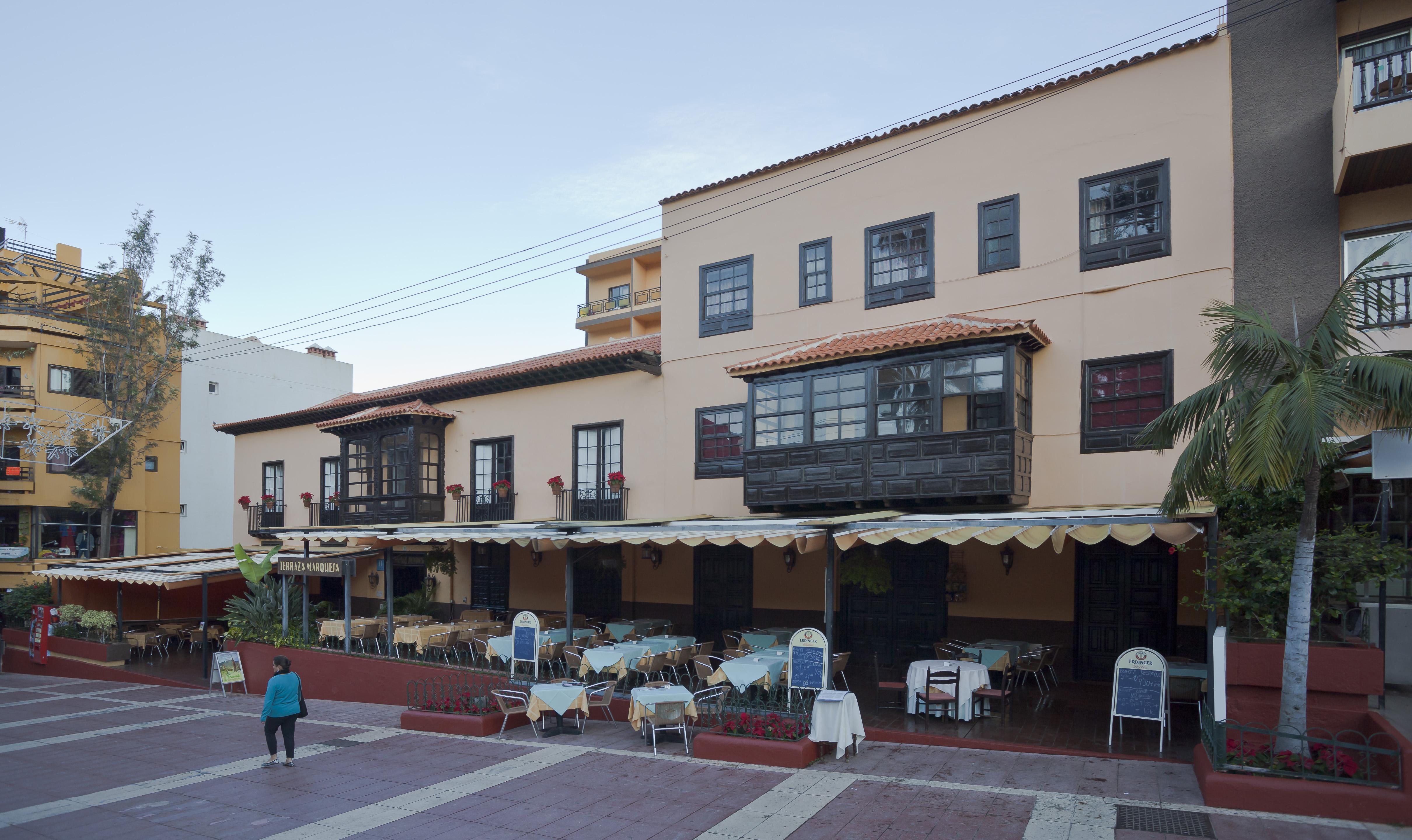 Hotel Marquesa In Puerto De La Cruz