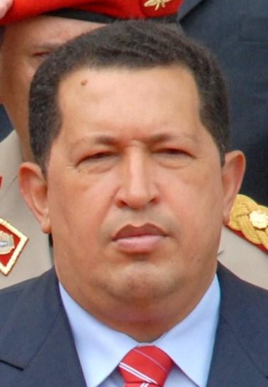 Hugo Chávez cropped