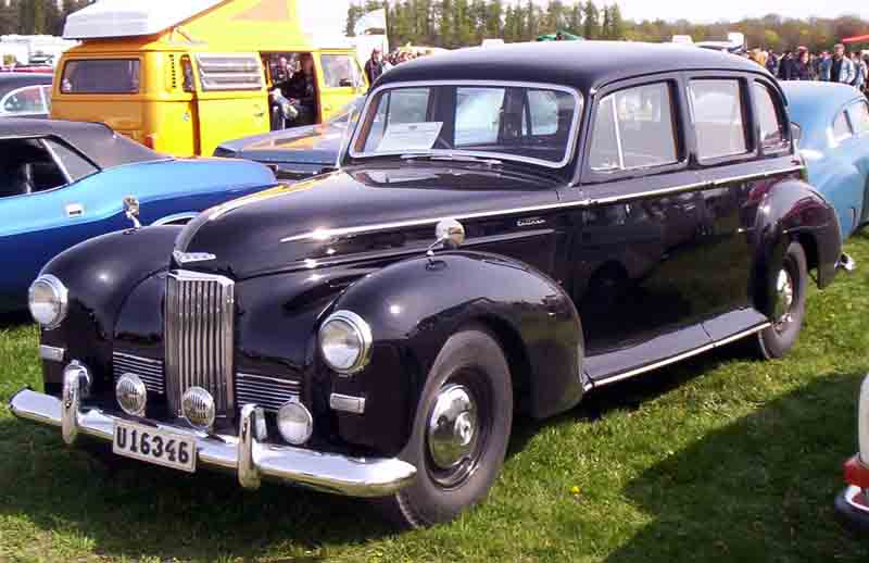 Humber Pullman Cars For Sale