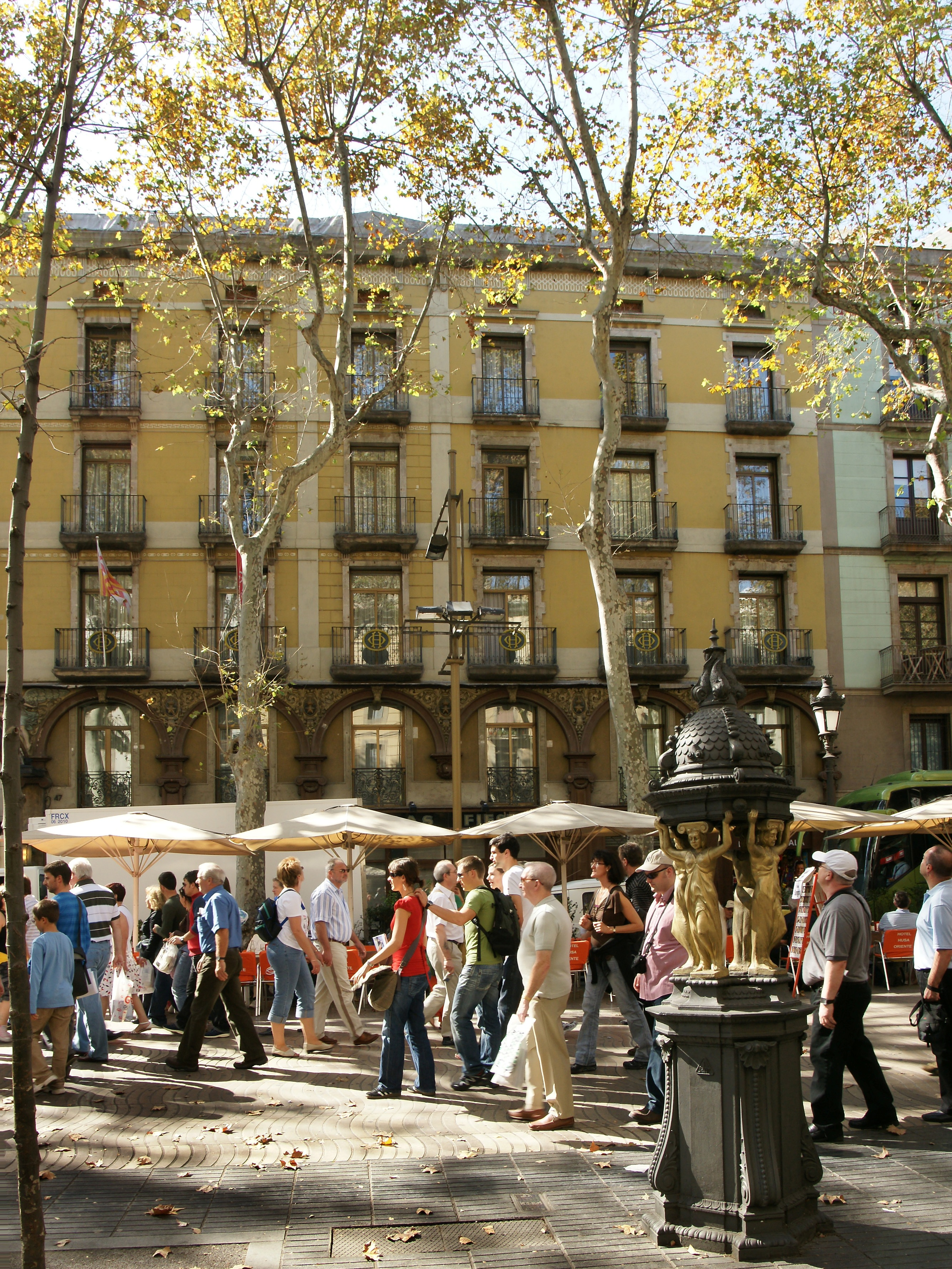Hotel Barcelona Ramblas