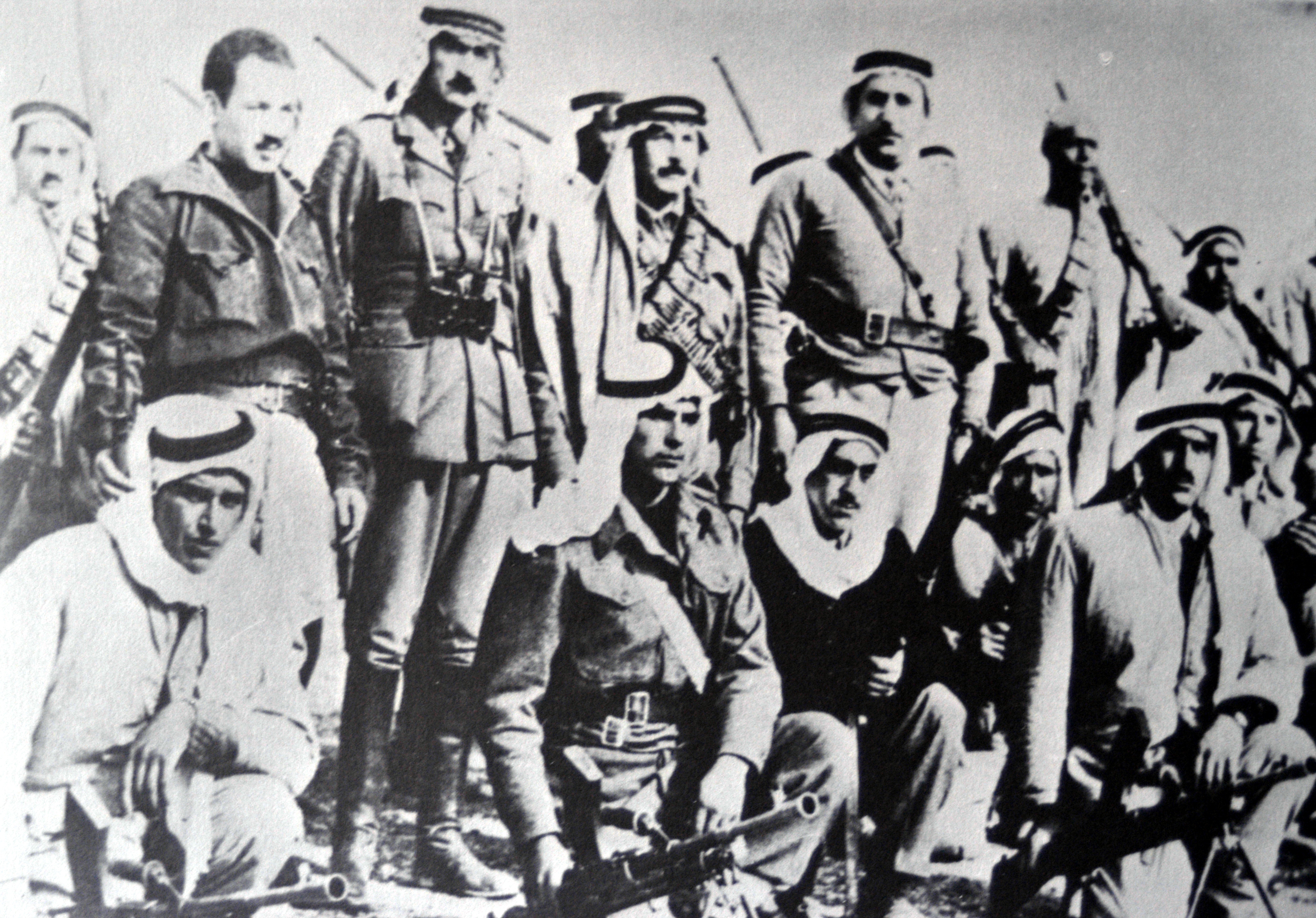 an examination of the four major arab israeli wars Historical timeline: 1900-present 1948 arab-israeli war, warsfindthedata new york times four palestinian militants killed in israeli airstrikes, nytimes.