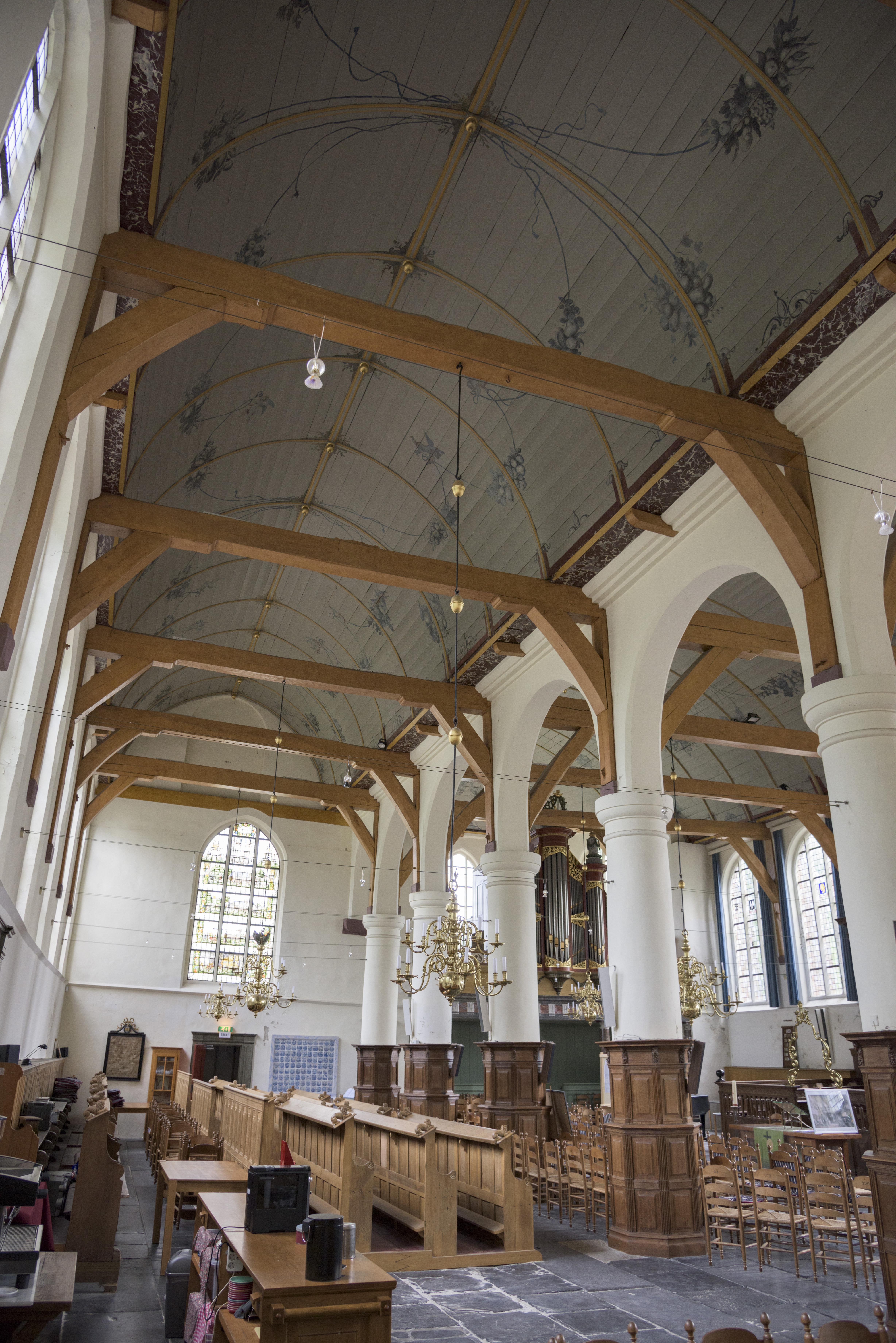 Interieur Broeker Kerk%2C Broek in Waterland hnapel 004 - Broeker Kerk Broek In Waterland