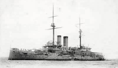 File:Japanese battleship Asahi 2.jpg