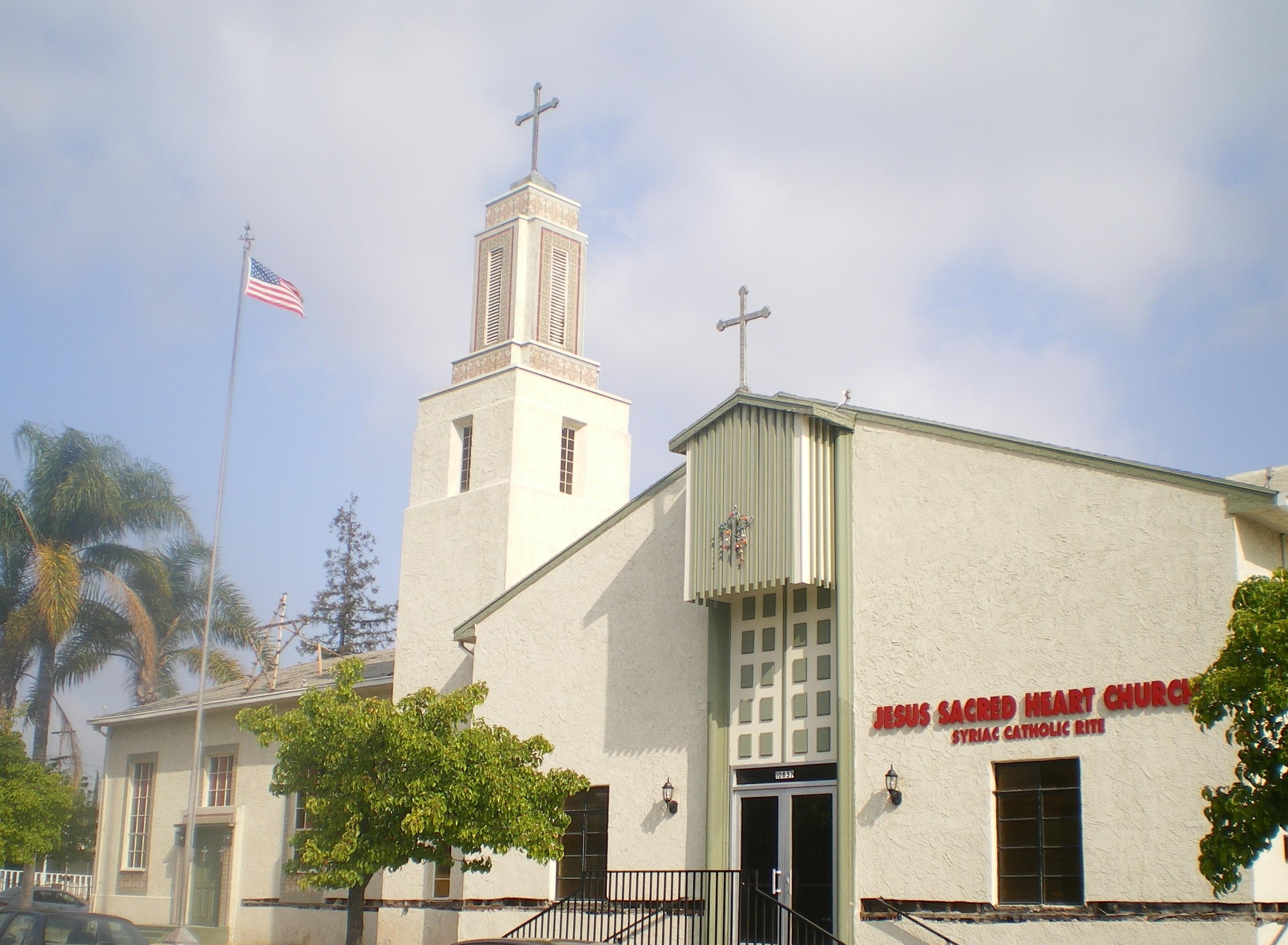 File:Jesus Sacred Heart Antiochene Syrian Catholic Church ...