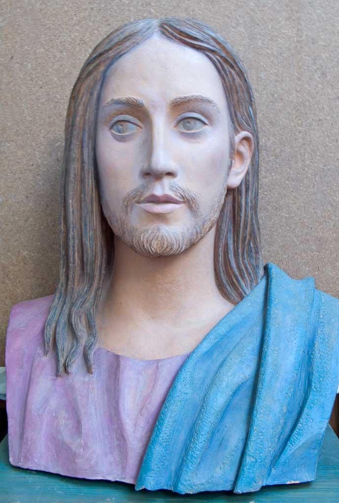 Description Jesus de Nazaret joven Carmen Jimenez Sevilla 1999.jpg