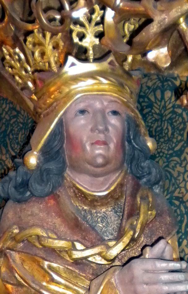 John II of Sweden sculpture c 1530 (photo 2009).jpg
