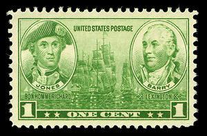 John barry stamp