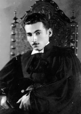 Jorge Amado in 1935.