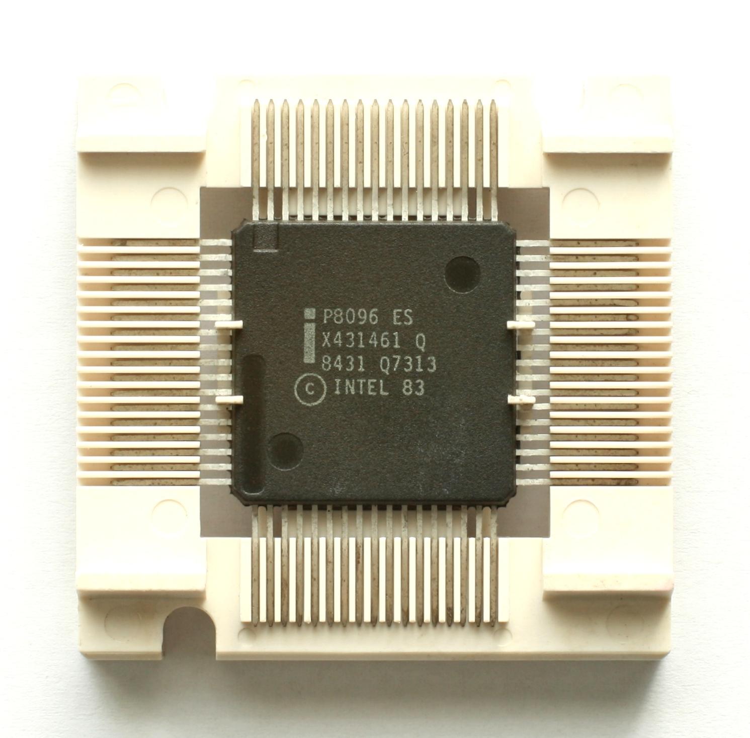 1x P8098 COMMERCIAL//EXPRESS HMOS MICROCONTROLLER