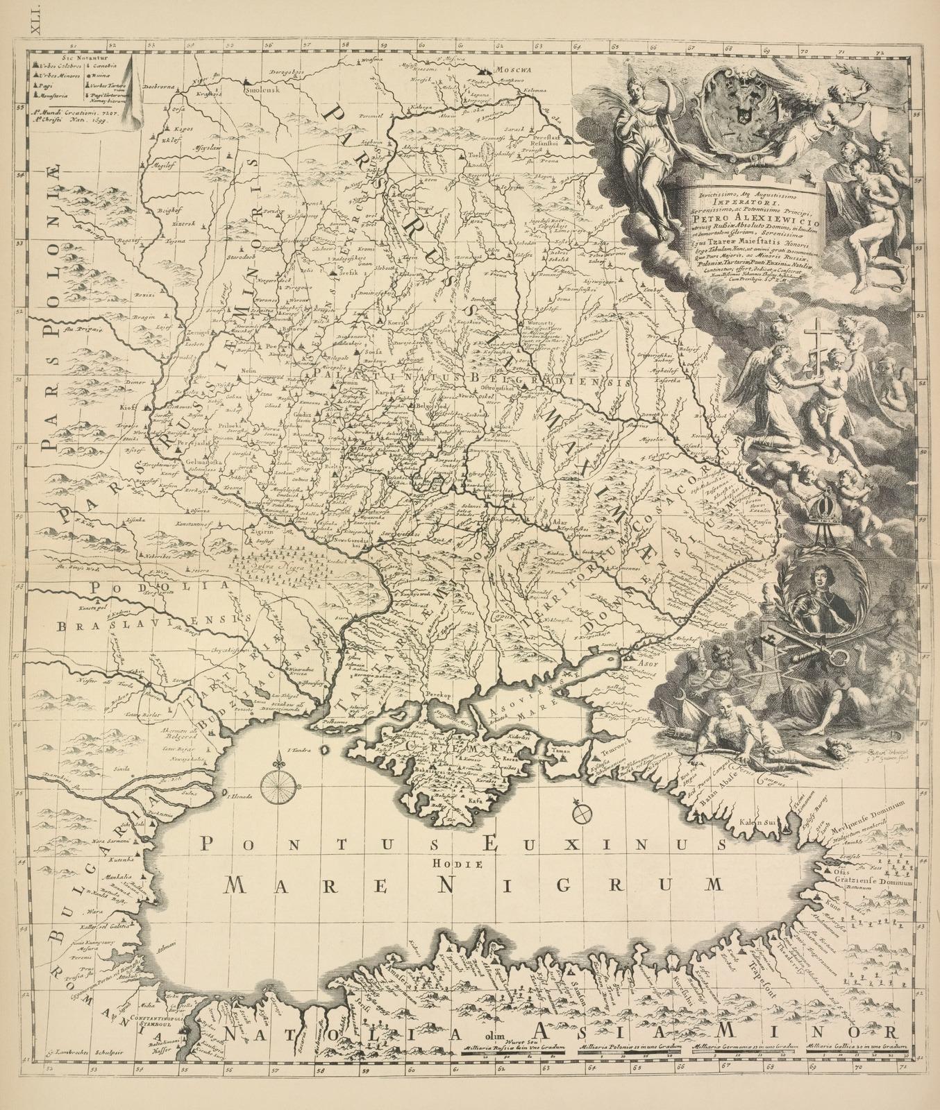 File:Karta iuzhnoi Rossii Mengdena I Briusa 1699. Str.26 ...