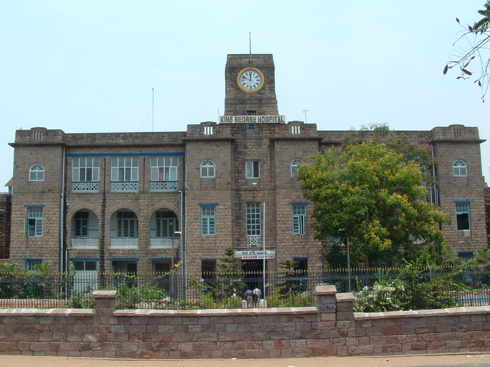 King George Hospital, Visakhapatnam - Wikipedia
