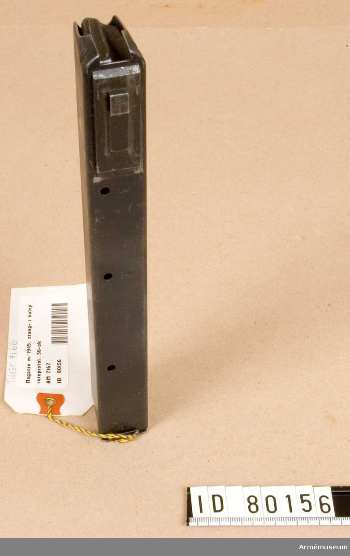 File:Kulsprutepistol P M 9 Stångmagasin 02 jpg - Wikimedia