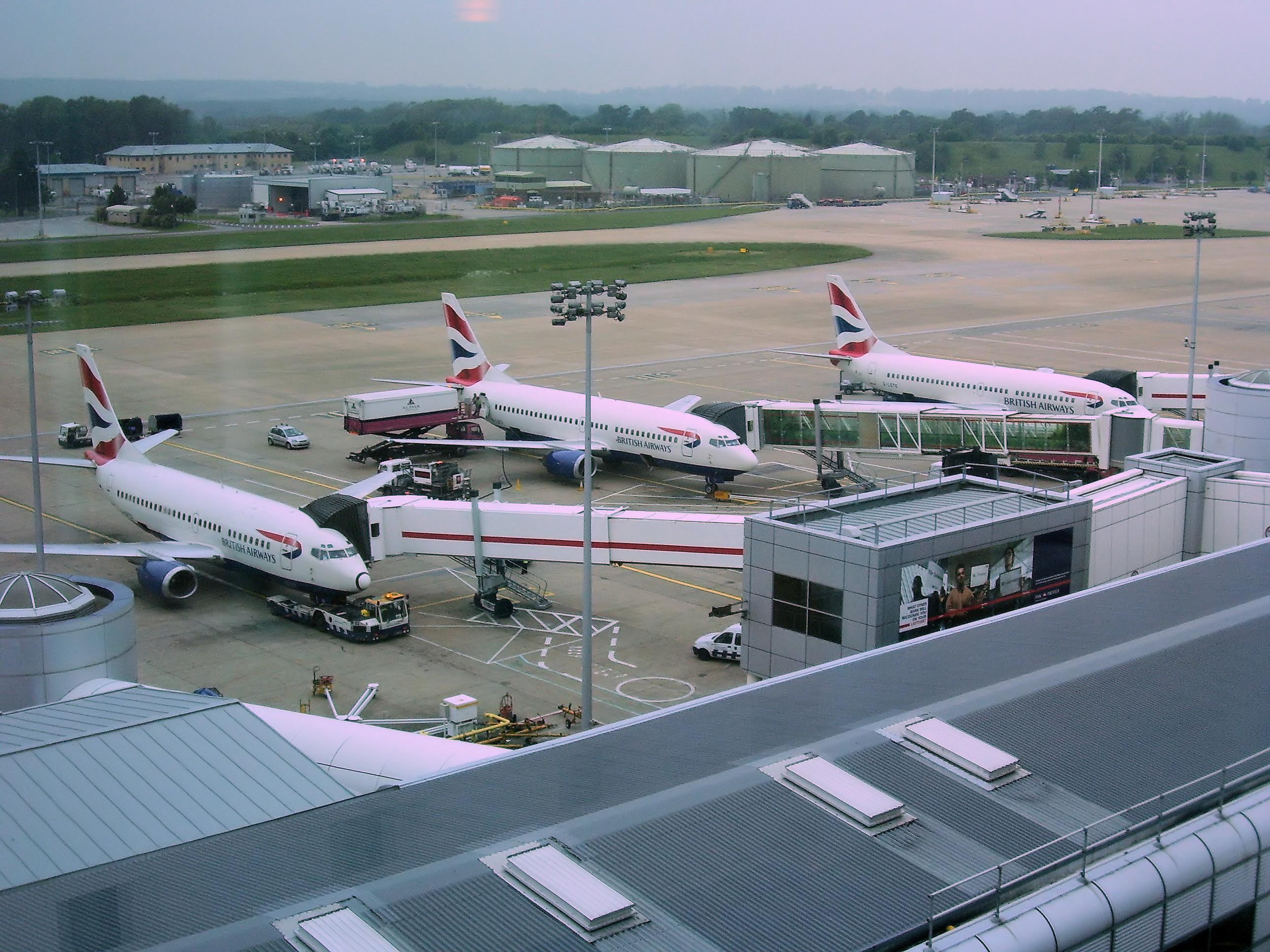 gatwick airport - photo #29