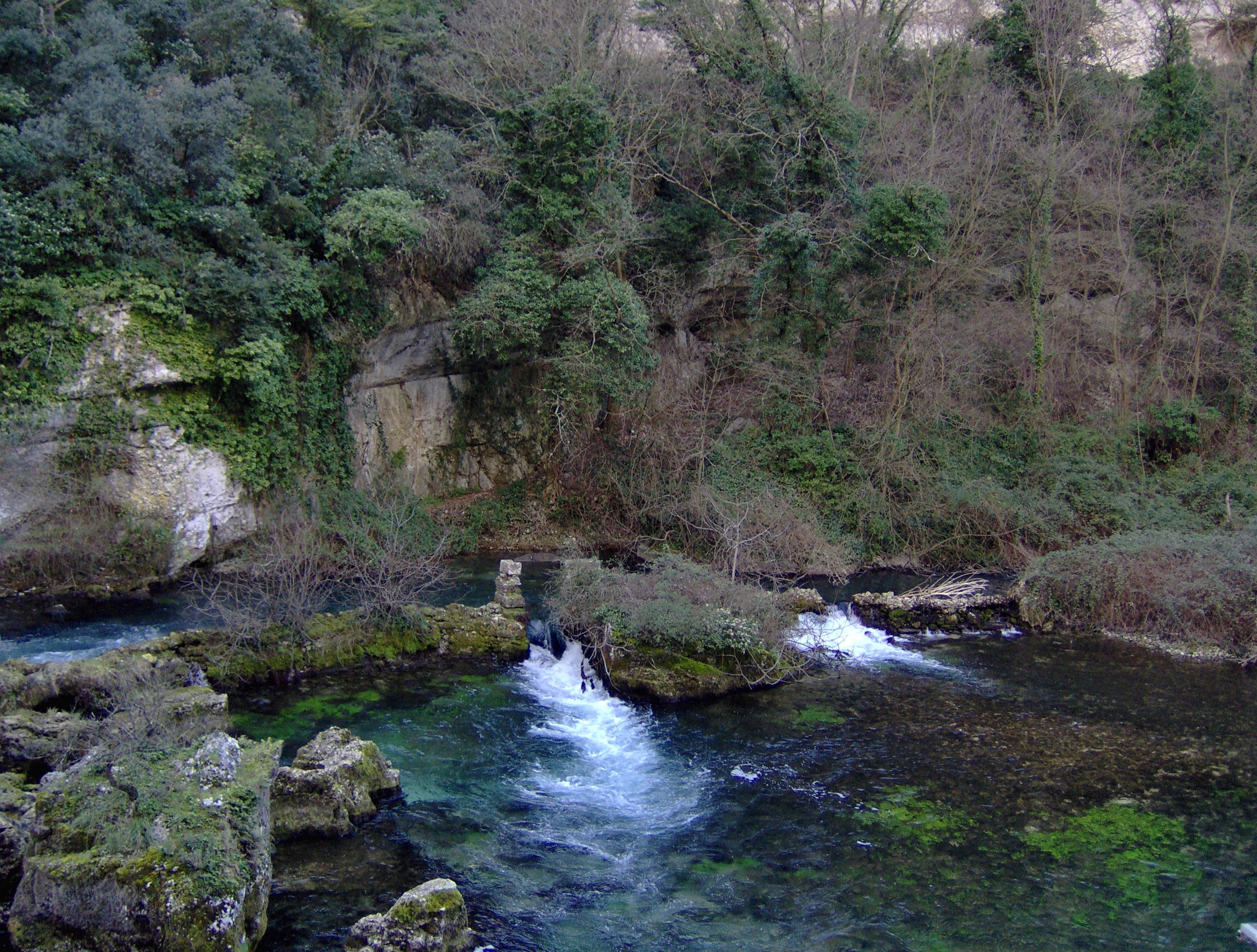 Natural Springs Water Testing