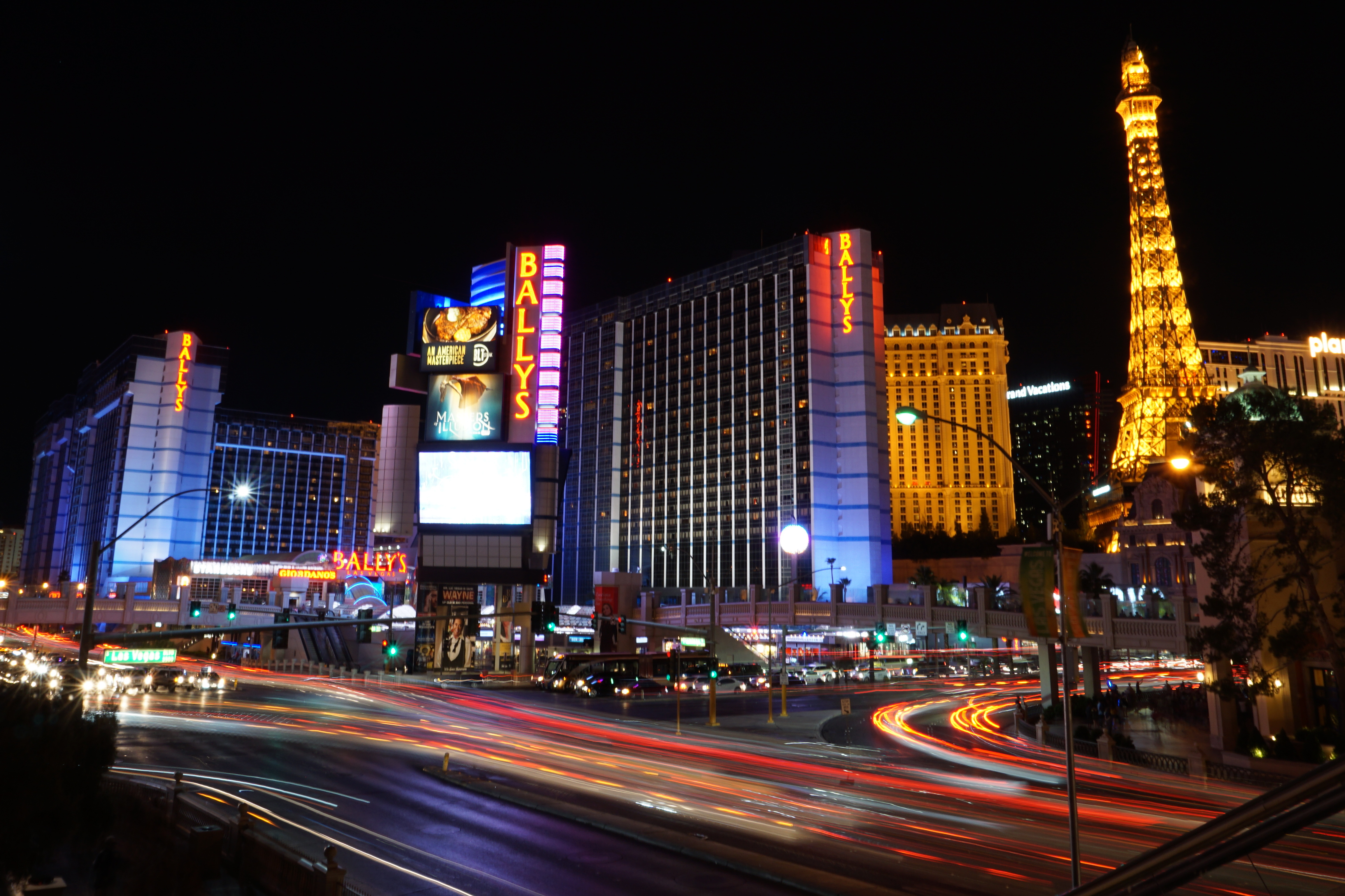 LAS VEGAS   A view of the strip in Las Vegas, Nevada. The