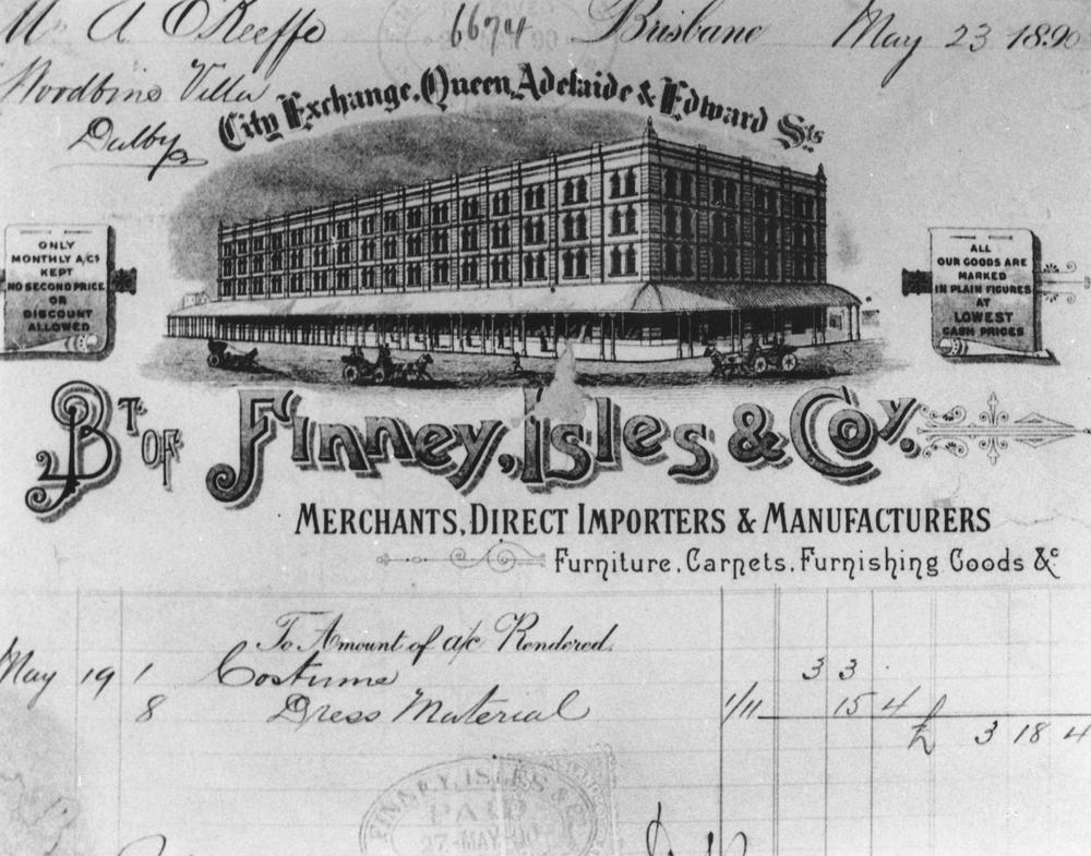 File letterhead showing finney isles and co building at for Soft furnishing wikipedia