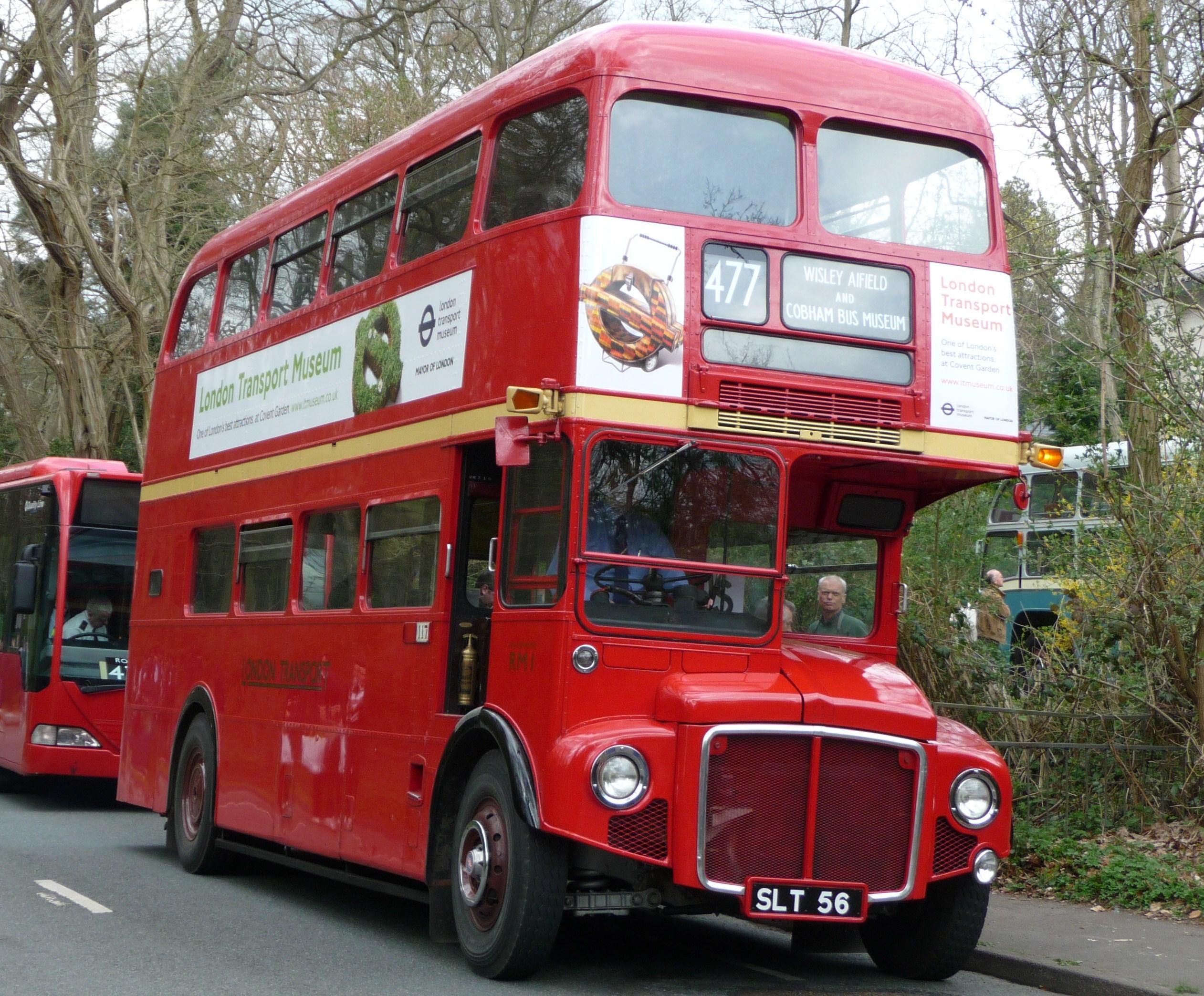 London Transport Logos 2 - Picture of London Transport Museum ...