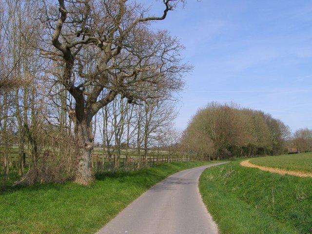 File:Lower Preshaw Lane - geograph.org.uk - 391429.jpg