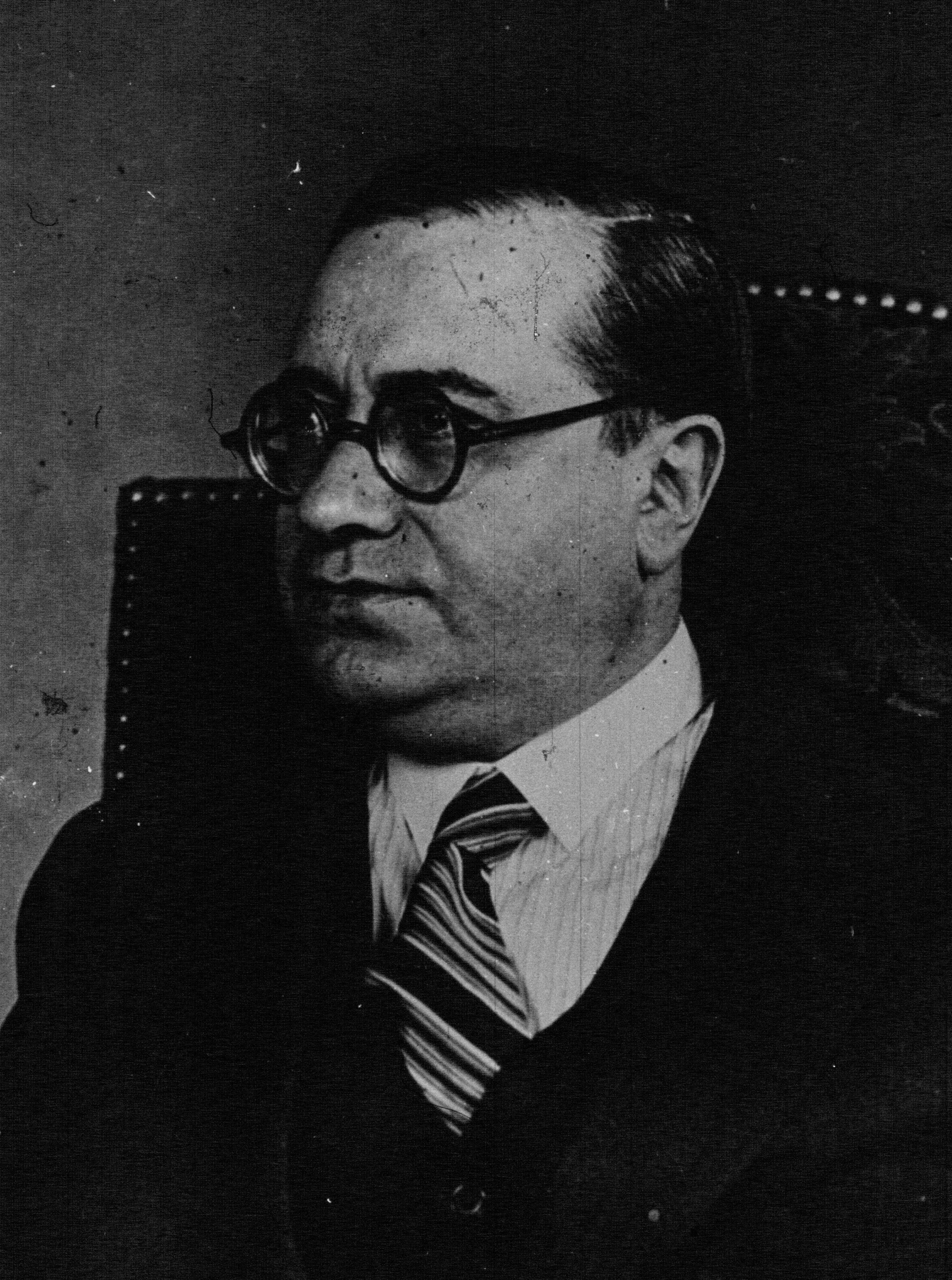 Luis Araquistáin in 1932