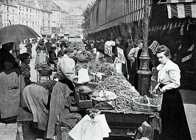 Rue Mouffetard, 1896