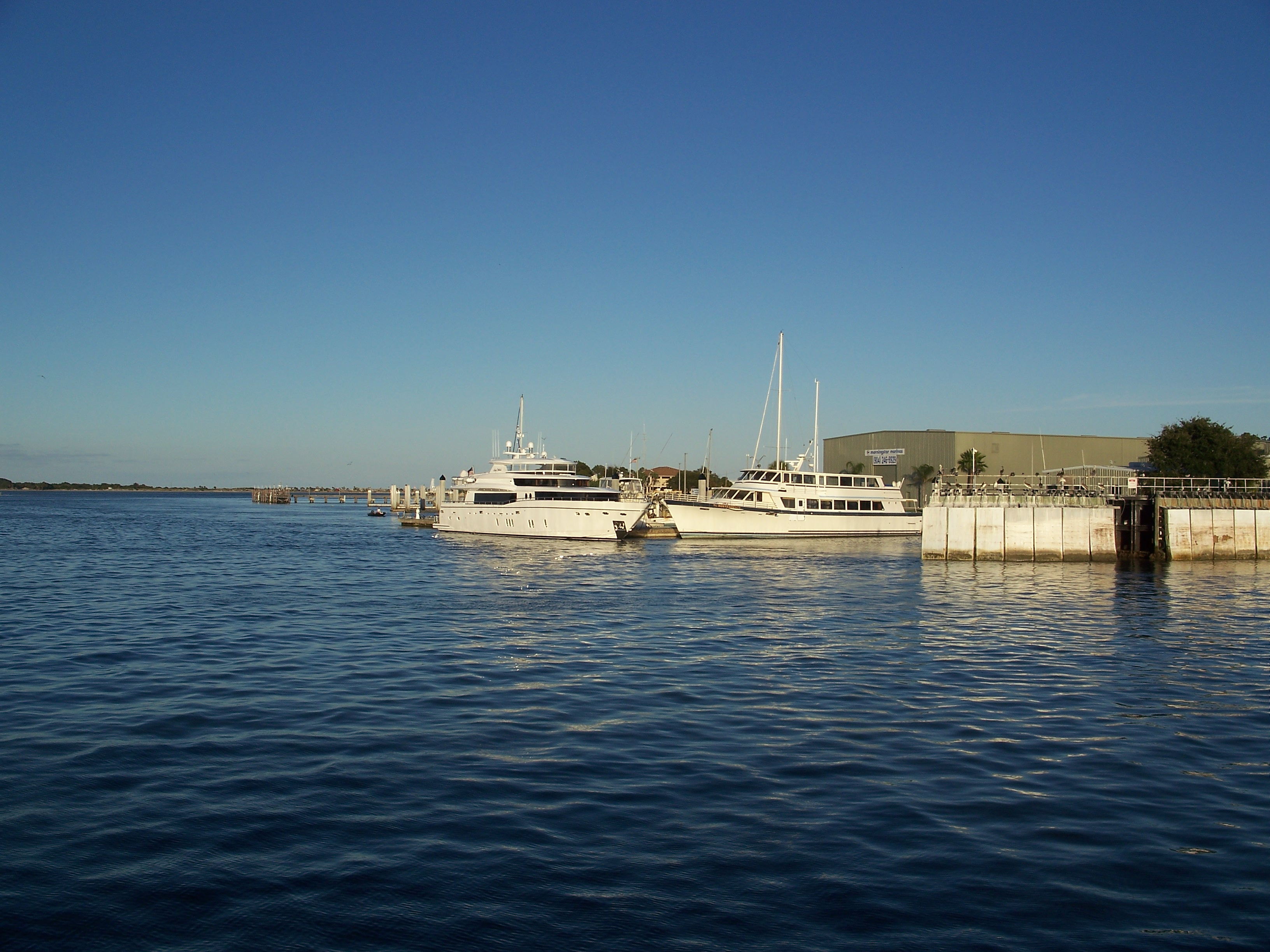 St John's River Ferry