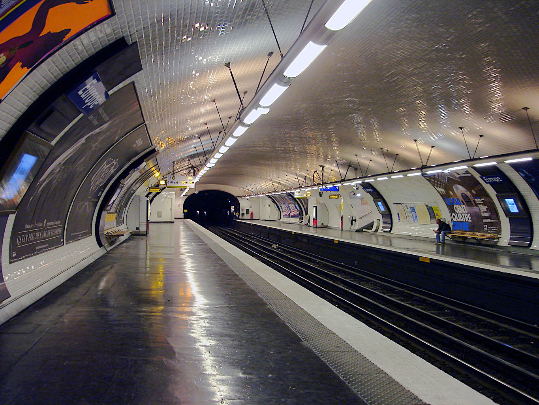 Métro Europe ligne 3